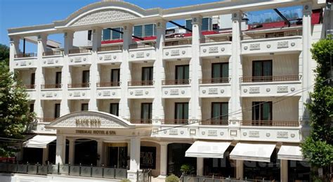 yalova black bird thermal hotel spada  kisi  gece