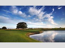 Golf Course Oxfordshire Wallpaper 1920x1080 HD Golf