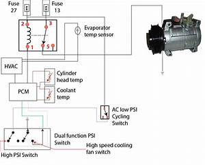 Brush Motor Wiring Diagram