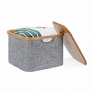 Stoffbox Mit Deckel : regalkorb mit deckel g nstige regalk rbe mit deckel online ~ Frokenaadalensverden.com Haus und Dekorationen