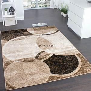 Tapis Salon Design : tapis design et modernes pas cher grands tapis salon ~ Melissatoandfro.com Idées de Décoration