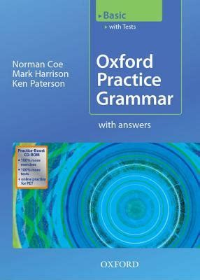 oxford practice grammar basic  key practice boost cd