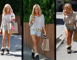 Girls Wearing Uggs and Socks