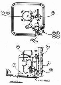 Compressor Assy Diagram  U0026 Parts List For Model