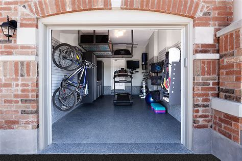 Garage Makeover Ideas   Garage Living