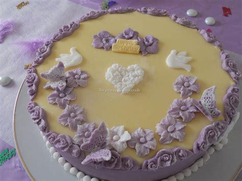 decoration gateau d anniversaire pour fille g 226 teau d anniversaire de ma fille les joyaux de sherazade