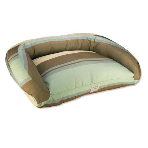 outdoor dog bed durable watershed 174 deep dish outdoor dog