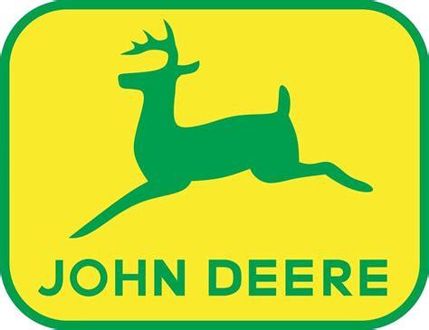 4 sizes deere logo decal wall sticker home decor tractor emblem retro ebay