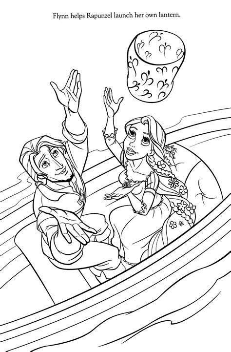 tangled coloring pages printable activity shelter