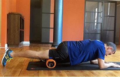 Foam Rolling Quad Muscle Moves Muscles Doing