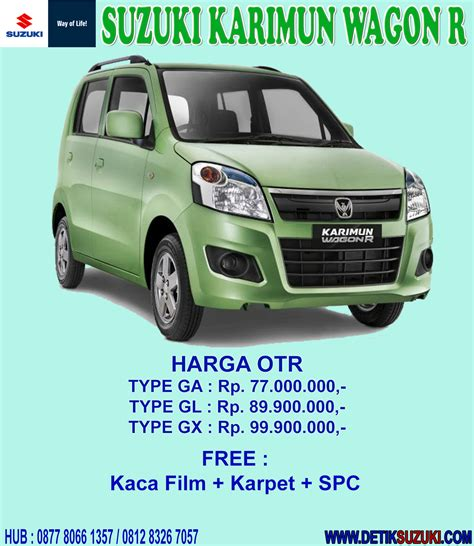 Suzuki Karimun Wagon R Picture by Spesifikasi Wagon R Ga Suzuki Karimun Wagon R Mobil Suzuki