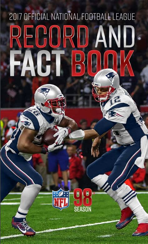 nfl record  fact book nfl football operations
