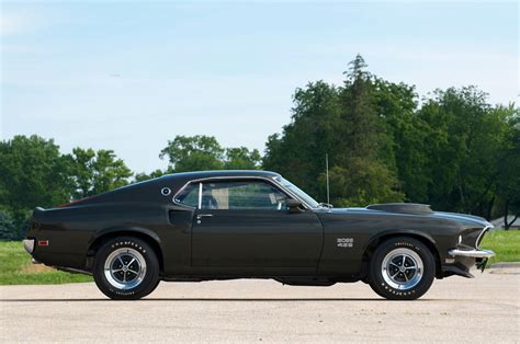 An Original 1969 Ford Mustang Boss 429 With Just 902 Miles