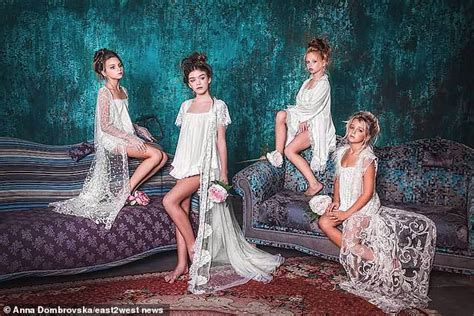 Ukrainian Angels Nude