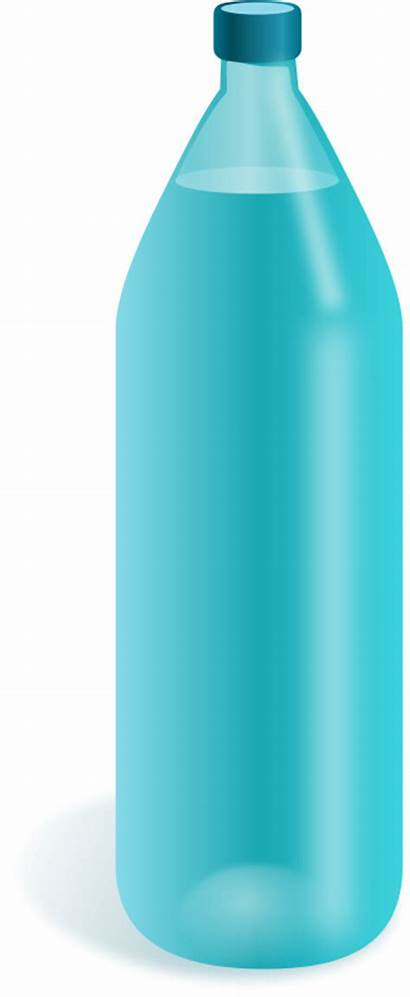 Bottle Water Clipart Clip Transparent Cliparts Library