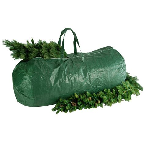 catchy collections of christmas tree bag disposal