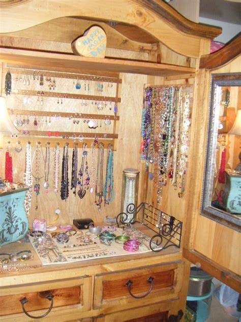 Diy Jewelry Armoire by 57 Best My Diy Jewelry Armoire Ideas Images On