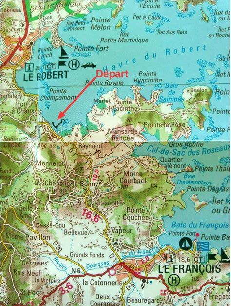 En Martinique, Randonnées Nautiques, Ilets Et Fonds Blancs