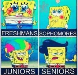 Spongebob High School