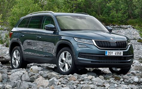 skoda kodiaq wallpapers  hd images car pixel