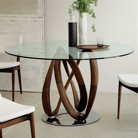 home interiors and gifts company porada infinity glass dining table