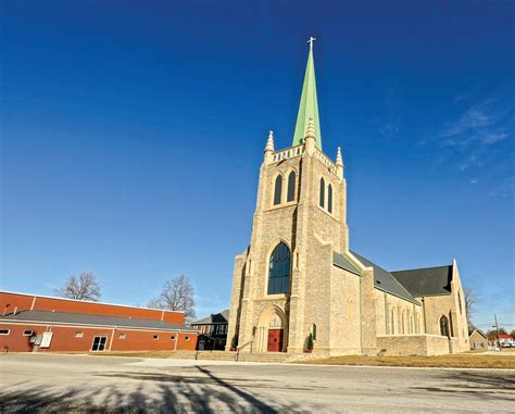 rebuilding  st joseph catholic church   tornado