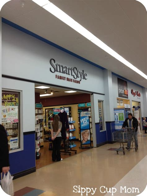 smart styles hair salon in walmart getting a new hairdo at the smartstyle salon cbias 3702