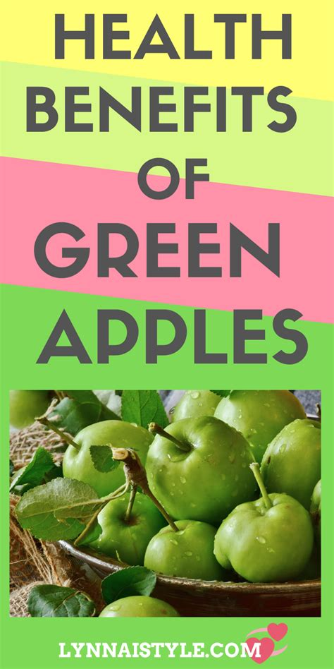 Green apple health benefits and nutrition in 2020 | Green ...