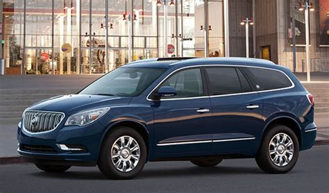 Buick Enclave Configurations by Buick Enclave Vehicle Information Buick Cars For Sale At