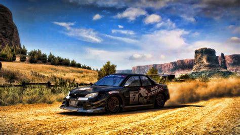 Hd Rally Car Wallpaper