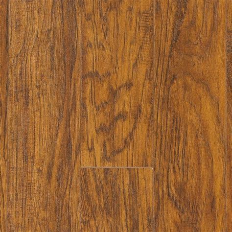 laminate wood flooring hickory pergo xp haywood hickory laminate flooring 5 in x 7 in take home sle pe 882894 the home
