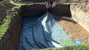construction piscine coulage piscine fond plat en With prix piscine couverte chauffee construction