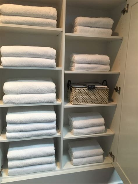 Post KonMari: How to Organize Your Sheets and Towels