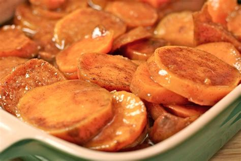 recipes for yams southern candied sweet potatoes recipes dishmaps