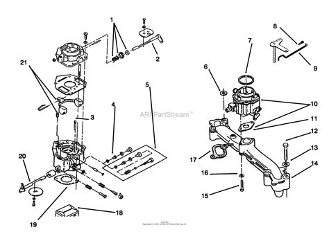 Onan Carb Diagram by Toro Professional 30620 Proline 220 1994 Sn 490001