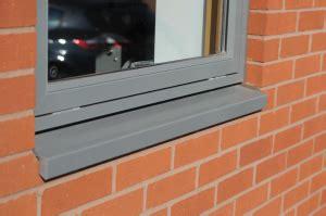 Metal Window Sill by Aluminium Window Sills Soffits Pressings Spectrum