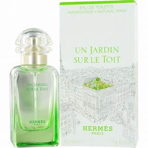 Un Jardin Sur Le Toit : un jardin sur le toit by hermes eau de toilette spray for women 1 6 ounce women perfume ~ Preciouscoupons.com Idées de Décoration