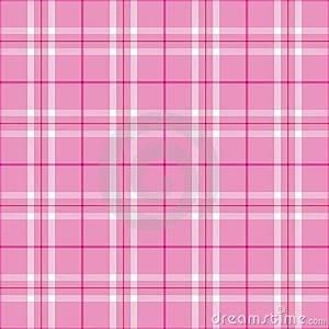 Light Pink Plaid Stock Photos - Image: 4125383