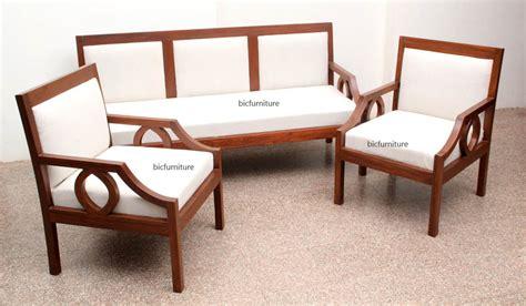 Contemporary Wooden Sofa by Wooden Sofa Set Usa Modern Teak Wood Sofa Set Designs In