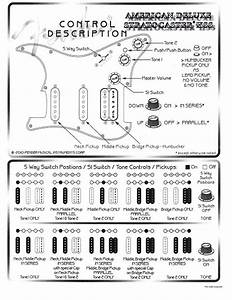 Fender American Deluxe Hss Stratocaster Shawbucker 2015