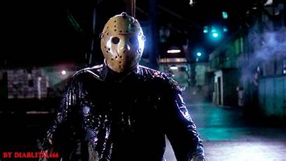 Jason 13th Friday Manhattan Takes Voorhees Scary