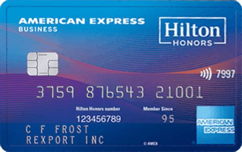 The bank of america premium rewards credit card also offers baggage delay or loss insurance. The Hilton Honors American Express Business Card: Is it Right for Your Company? | Credit Card ...