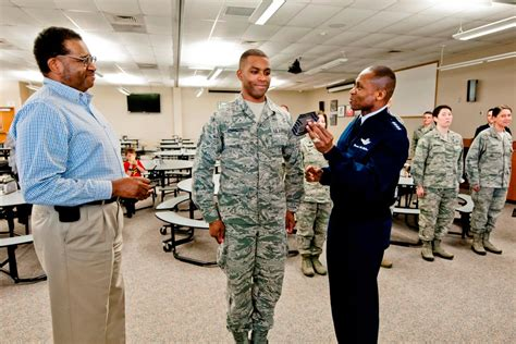 Air Force To Promote Almost 1,500 Airmen To Senior Master