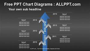 Arrow Timeline Ppt Diagrams   Download Free