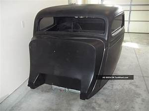 Fiberglass body parts for ford pickups
