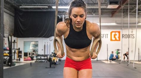 Camille Leblanc-bazinet's Tips For Muscle-ups