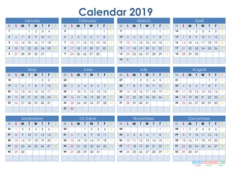 month calendar template    page printable