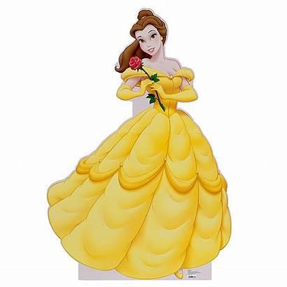 Bella Disney Belle Princess Princesa Clipart Standup