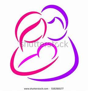 Breastfeeding Logo Stock Images Royalty Free Images