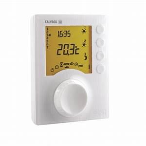 Delta Dore Tybox 117 : tybox 117 thermostat programmable filaire pour ~ Melissatoandfro.com Idées de Décoration